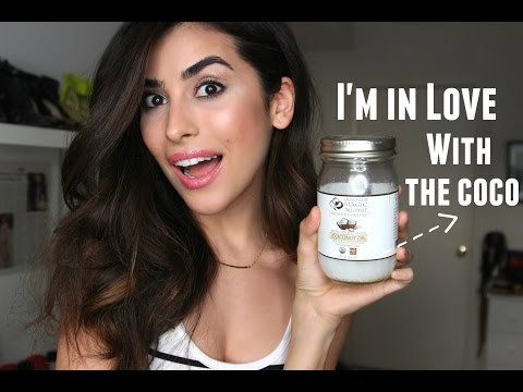 10 Uses for Coconut Oil (Beauty Secret!)