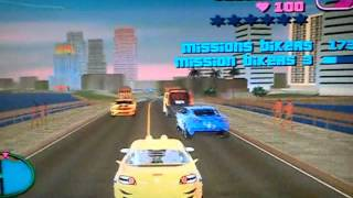 GTA vice city pro street - Gameplay