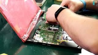 Modernizacja laptopa dla Klientki