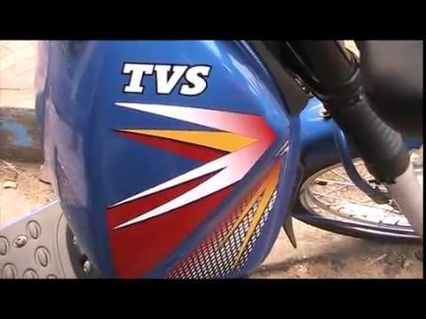 Tvs Xl 100 New Model Bs 4 Self Start More Powerfull More
