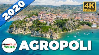 Agropoli, Italy Walking Tour - 4K - Prowalk Tours