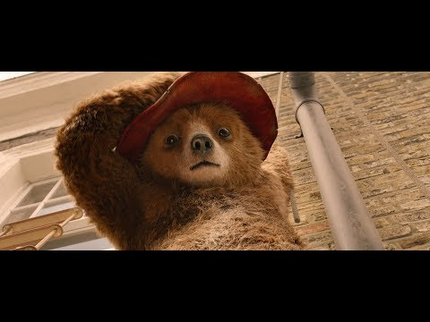 PADDINGTON 2 OFFICIAL FIRST-LOOK TRAILER [AUSTRALIA] In Cinemas December 2017