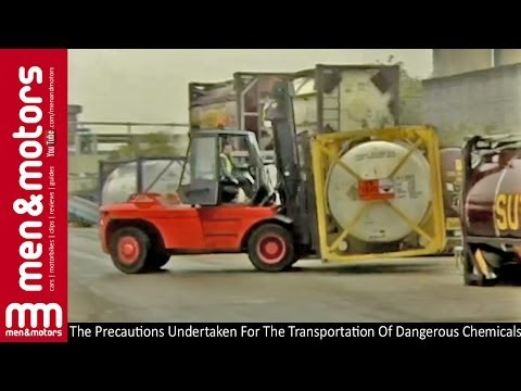 The Precautions Undertaken For The Transportation Of Dangerous Chemicals