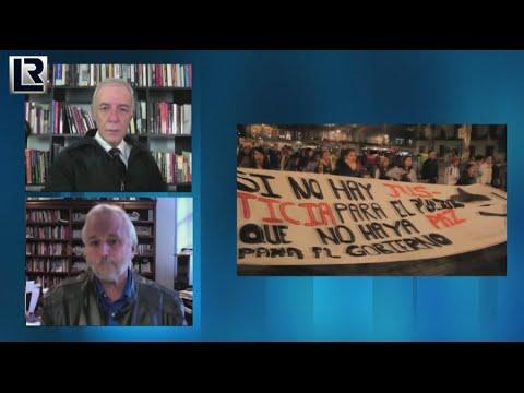Represión selectiva y el Estado mexicano - Miguel Tinker Salas entre noticias con Rubén Luengas