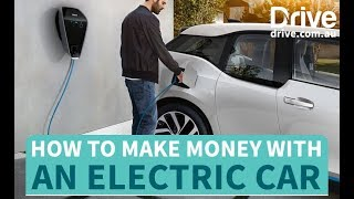 How To Make Money With An Electric Car    Drive.com.au