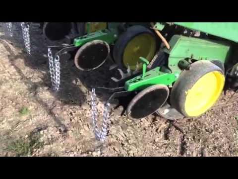 John Deere 7000 Seed Plot Planter