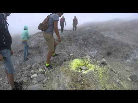 Bandung trip: papandayan volcano