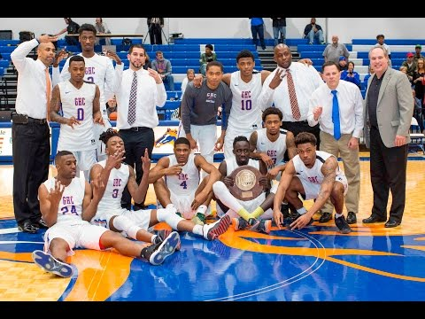Chargers Win 3rd Straight NJCAA Region XVII Basketball Championship