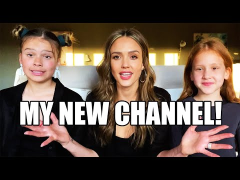 Welcome To My Channel!   Jessica Alba