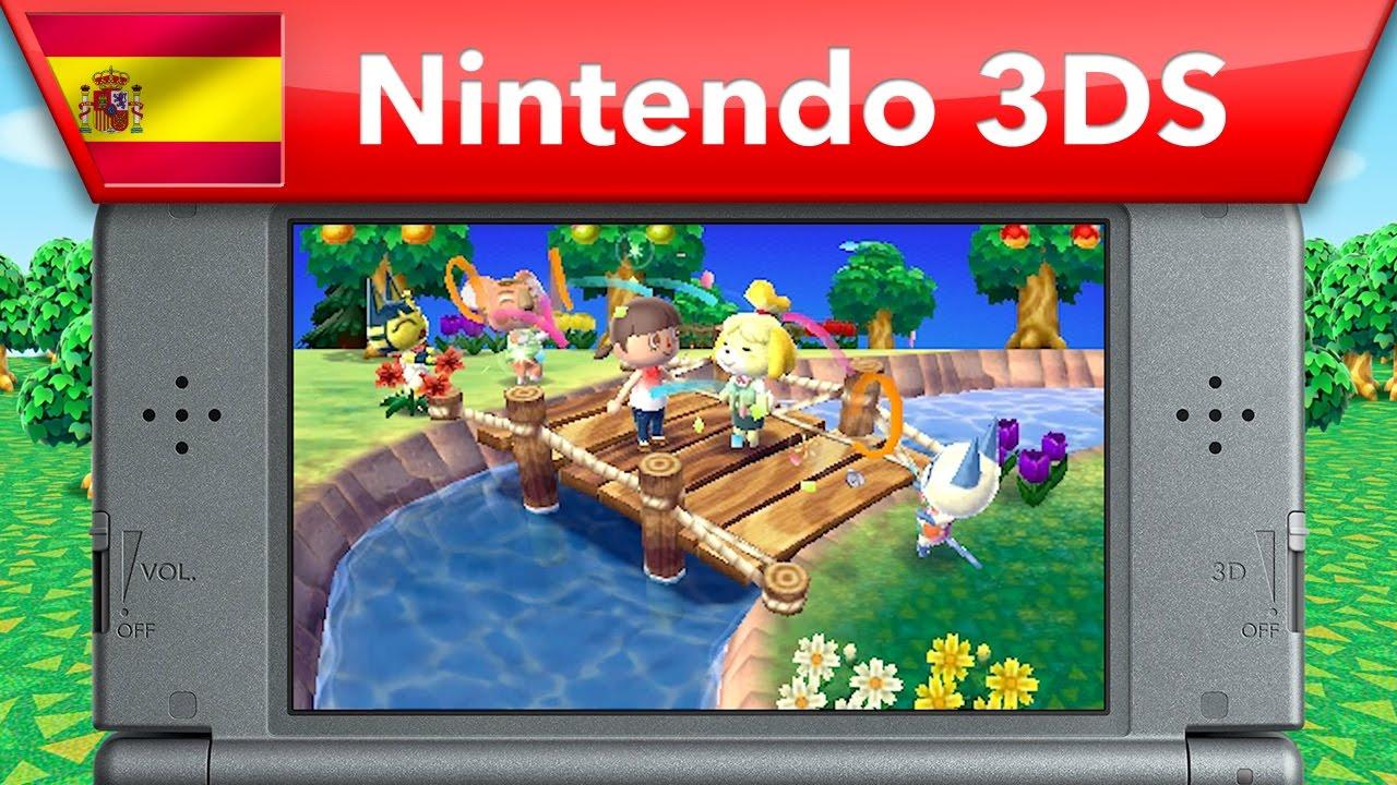 Animal Crossing New Leaf Welcome Amiibo Trailer De Novedades