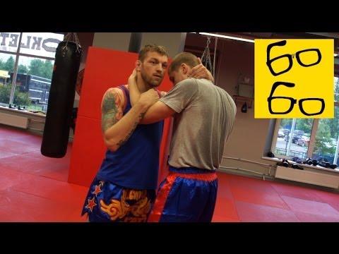 видеоуроки по боксу