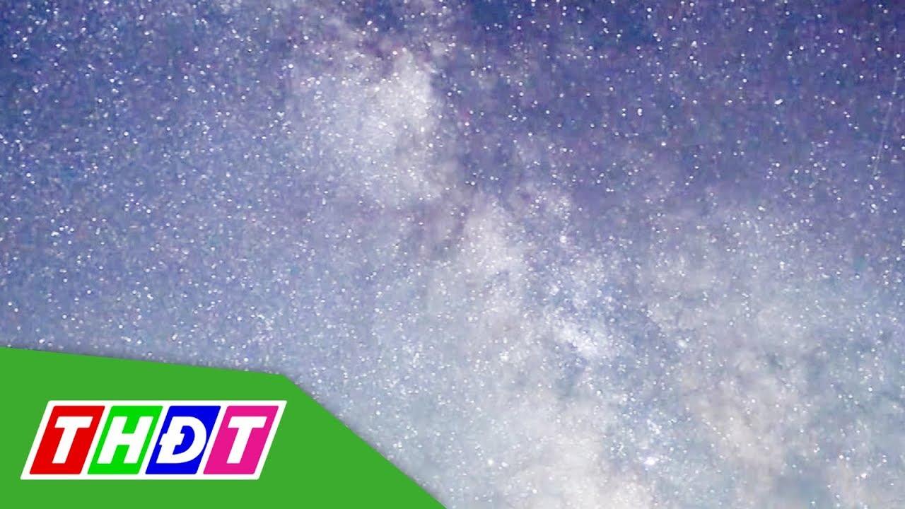 Mưa sao băng đẹp nhất trong năm | THDT