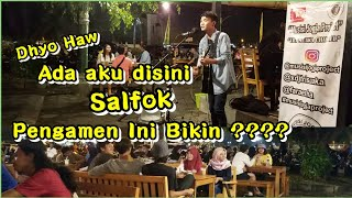 Download lagu Ada Aku Disini Dhyo Haw Cover Pengamen Jogja Pendopo Lawas MP3