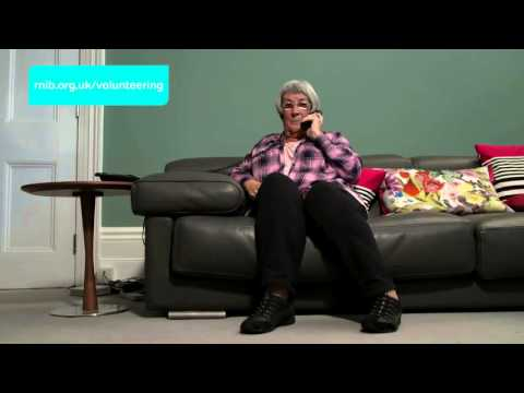 Diane's story   Volunteering with RNIB Talk and Support