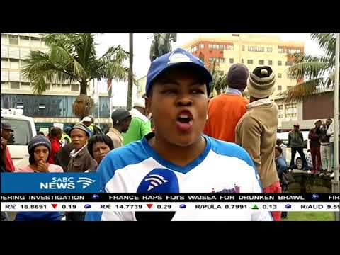 Soccer fans want Chippa United to play some games in East London