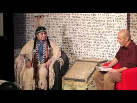 TEDxRedding:  Caleen Sisk & Marc Dadigan - Indigenous Knowledge