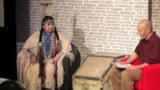 TEDxRedding:  Caleen Sisk & Marc Dadigan - Indigenous Knowledge