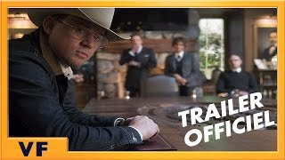 Kingsman Le Cercle d'or Trailer VF HD