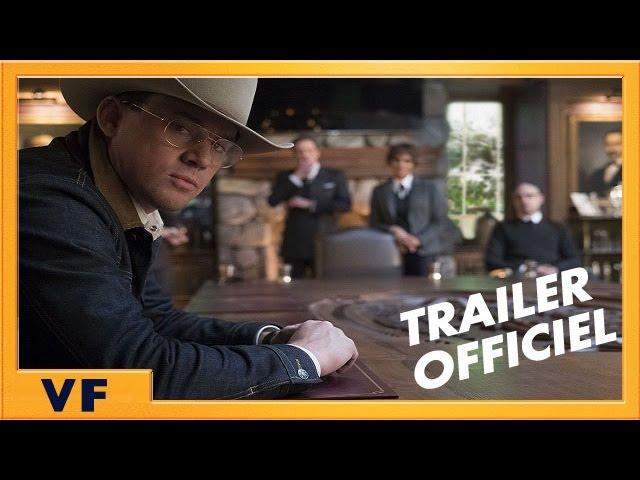Kingsman Le Cercle d'or Trailer VF HD