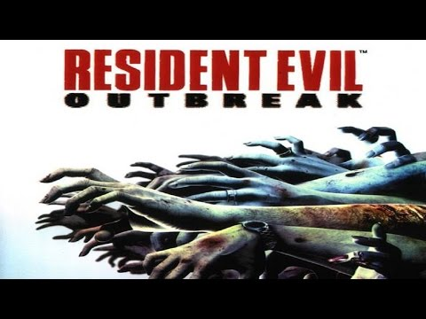 Resident Evil Outbreak File 1 First Gameplay