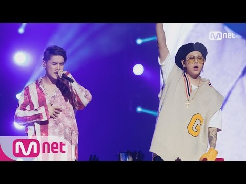 [KCON LA] ZICO×DEAN-Pour Up 160809 EP.487ㅣ KCON 2016 LA×M COUNTDOWN