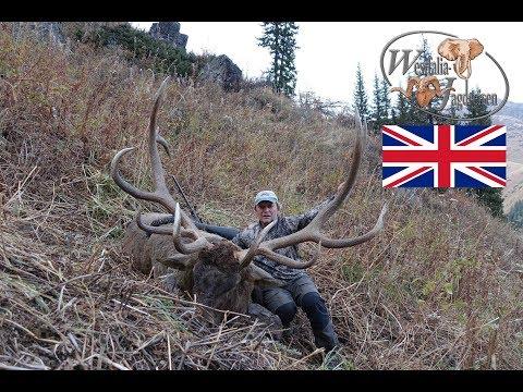 [ENGL] Hunting on siberian Ibex and Maral in Kazakhstan with Westfalia Jagdreisen