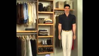 Deluxe Closet Organizer