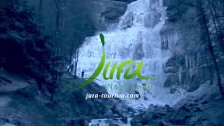 Balades hivernales entre lacs et cascades gelés dans le Jura