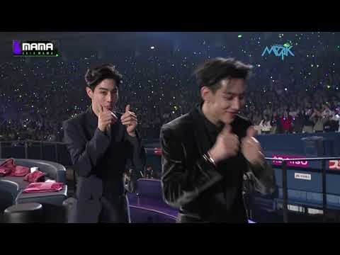 [CharisMark][Vietsub] GOT7 Won Worldwide Fans' Choice & Favorite Dance Performance At MAMA 2019