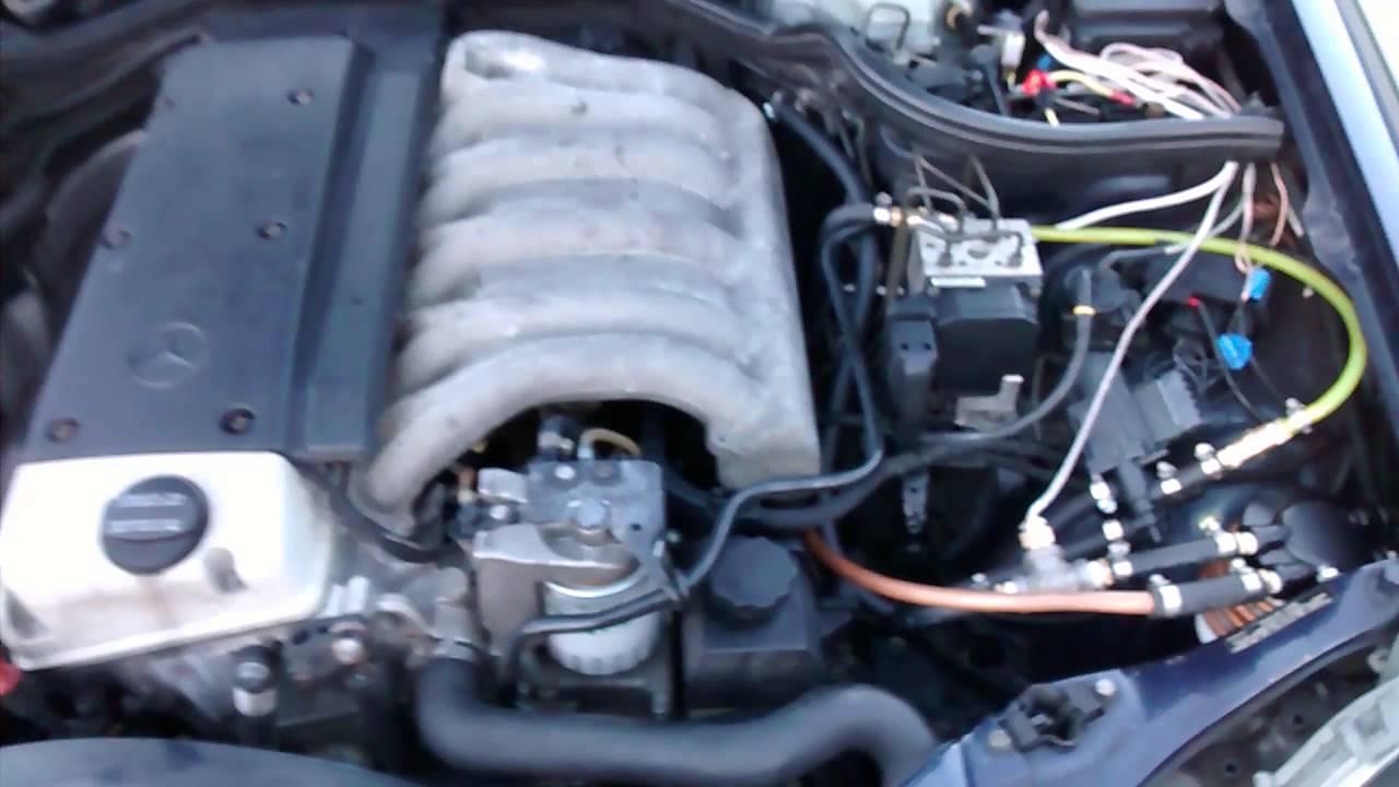 1999 e300 turbo diesel svo wvo conversion [ 1280 x 720 Pixel ]