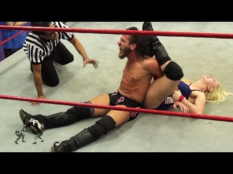 [Free Match] #TFT2: Kimber Lee vs. JT Dunn - Beyond Wrestling (WSU, Mixed, Intergender)