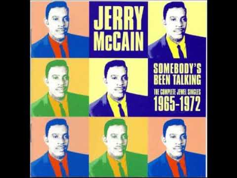 Jerry McCain - Somebody
