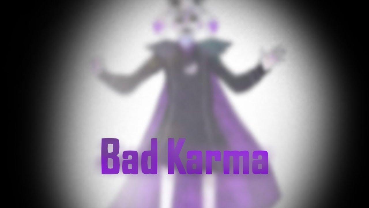 Axel Thesleff Bad Karma Bad Karma Meme Song Youtube