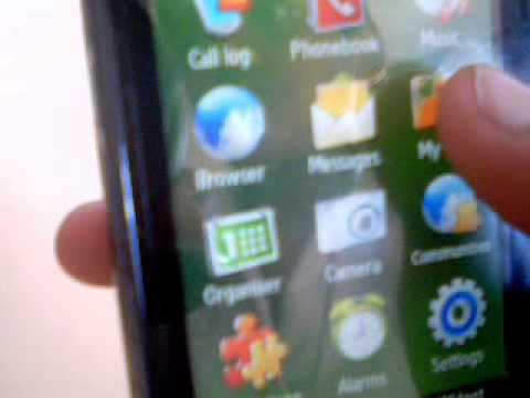 Samsung s5230 by The Downloadingman