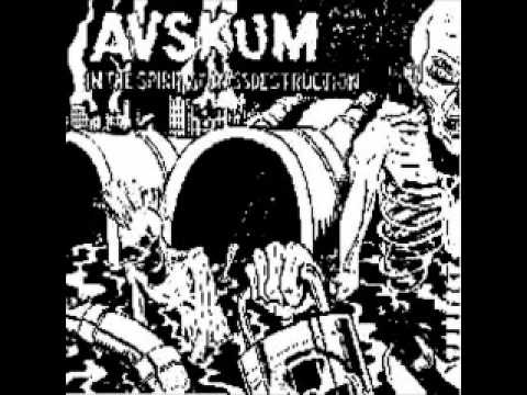 Avskum -NIn The Spirit of Mass Destruction (FULL ALBUM)