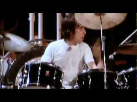 Won't Get Fooled Again Isolated Drum Track