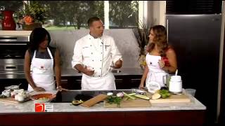 Mexican Sugar's Chef John Franke Makes Light & Healthy Dish
