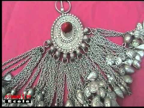 bijoux kabyle moderne