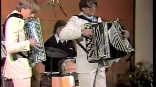 10 suosituinta harmonikkakappaletta - mestarien soittamana 1982.