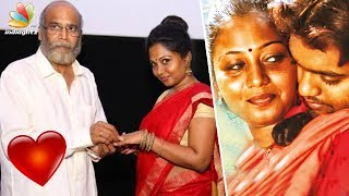 60 year Old Director Velu Prabhakaran married 30 year Old Actress Shirley Das | Marriage Video
