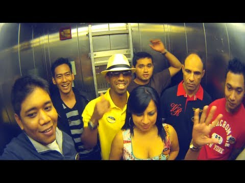A Crew Party On MSC Musica