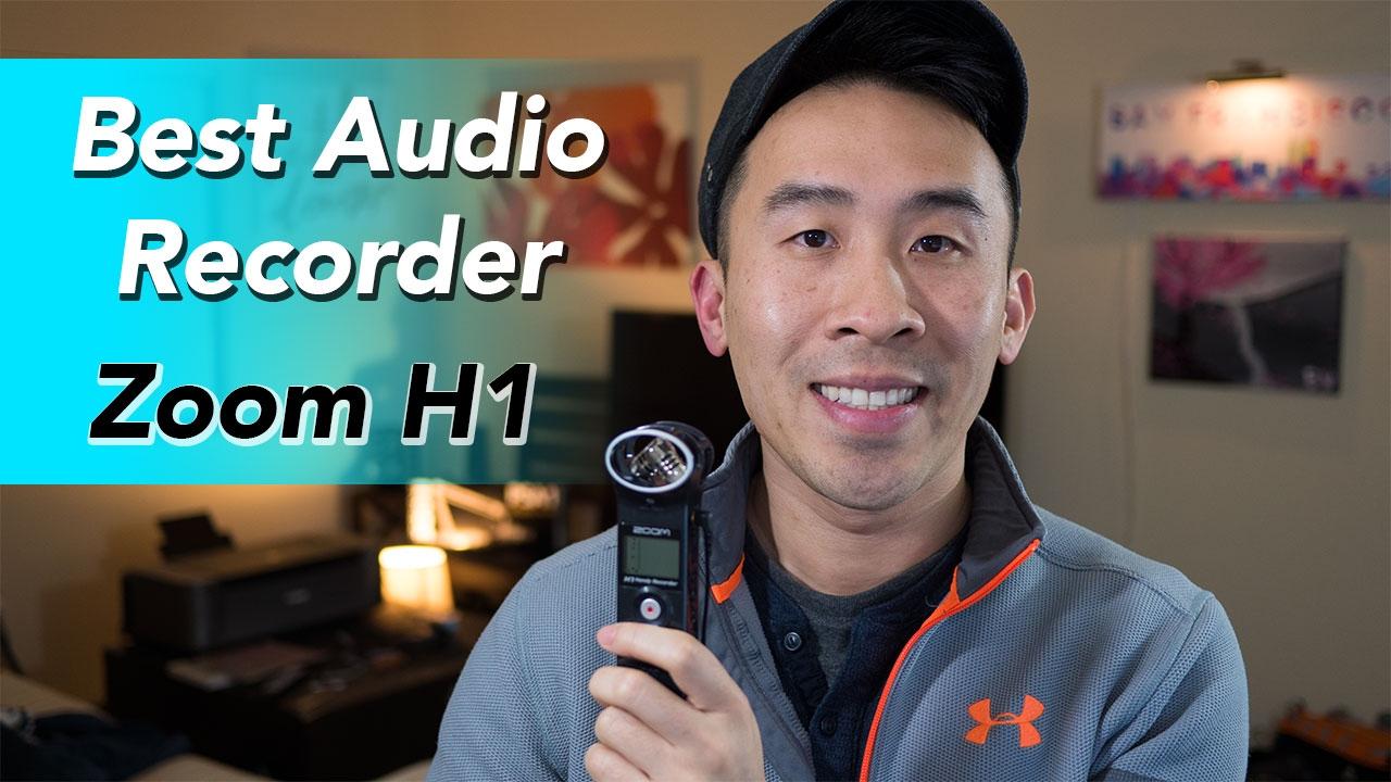 good audio recorder