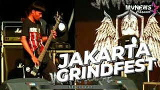 Video BRAIN WASTE Live at JAKARTA GRINDCORE FESTIVAL 2018 download MP3, 3GP, MP4, WEBM, AVI, FLV Oktober 2018