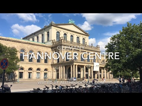 Hannover Centre, Germany | allthegoodies.com