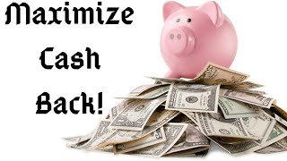 Gambar cover How to Maximize Cash Back on EVERYTHING!