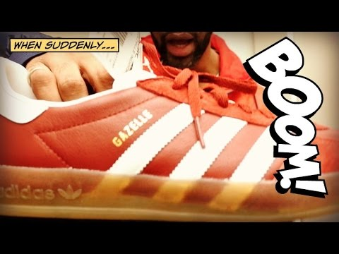 Trying ON Adidas Gazelle & Nike Cortez Trainers | WEEKLY TRYS | TheHoxtonTrend