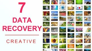 7 data recovery key - Recover deleted photos today!