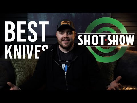 Best Knives And New EDC Gear From SHOT Show 2020