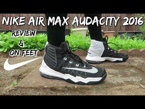 Unboxing Nike Air max Audacity 2016 español sigue ¡Elevando