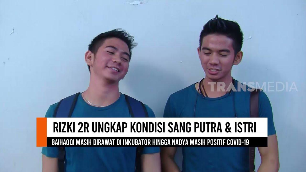 Rizky 2R Ungkap Kondisi Sang Putra Dan Istri   SELEBRITA PAGI (21/04/21)